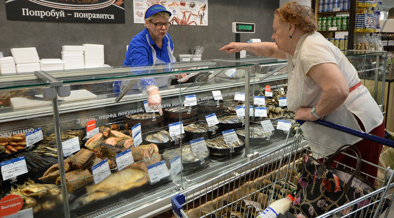 Import of sanctioned products to Russia drops by half