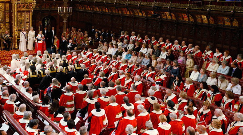House of Frauds? Cameron dishes out peerages to expenses scandal MP, City banker & Tory cronies