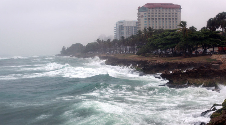Florida braces for Erika after storm's deadly pass through the Caribbean