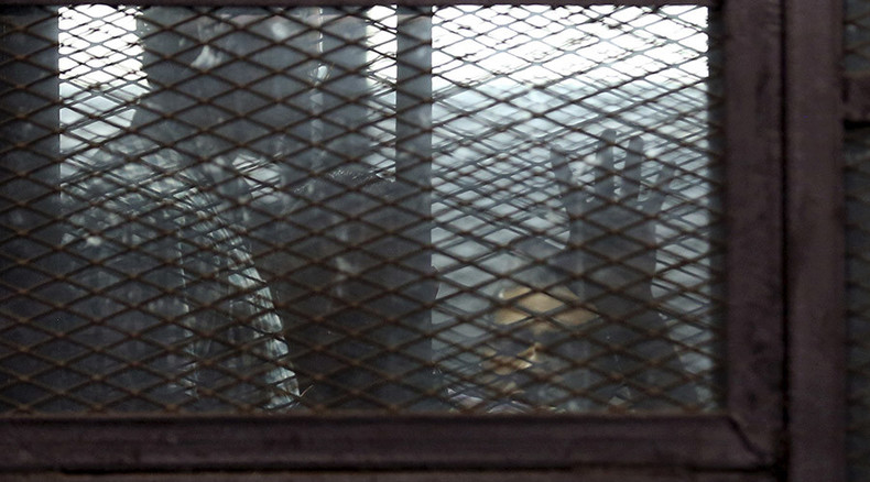 Egypt sentences Al Jazeera journalists to 3 years in prison