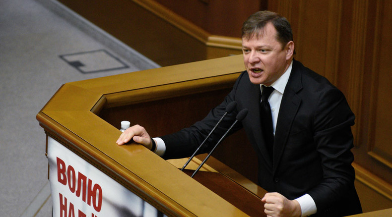 2 Ukrainian ultra-radical MPs face investigation for kidnappings, torture