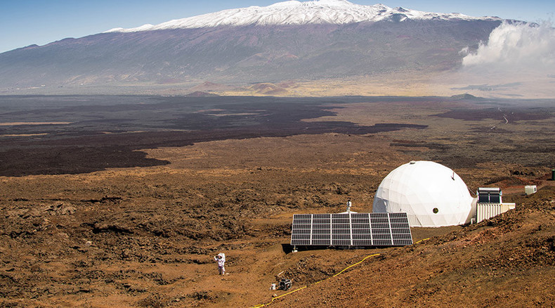 365 days in a bubble: Scientists to simulate life on Mars for a year