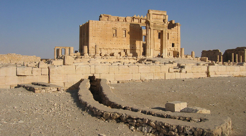 ISIS partially destroys 2,000-yo Bel temple in Palmyra, Syria - monitor