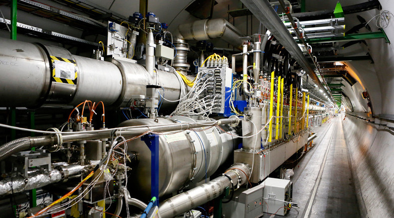 10 mind-blowing facts about the CERN Large Collider you need to know
