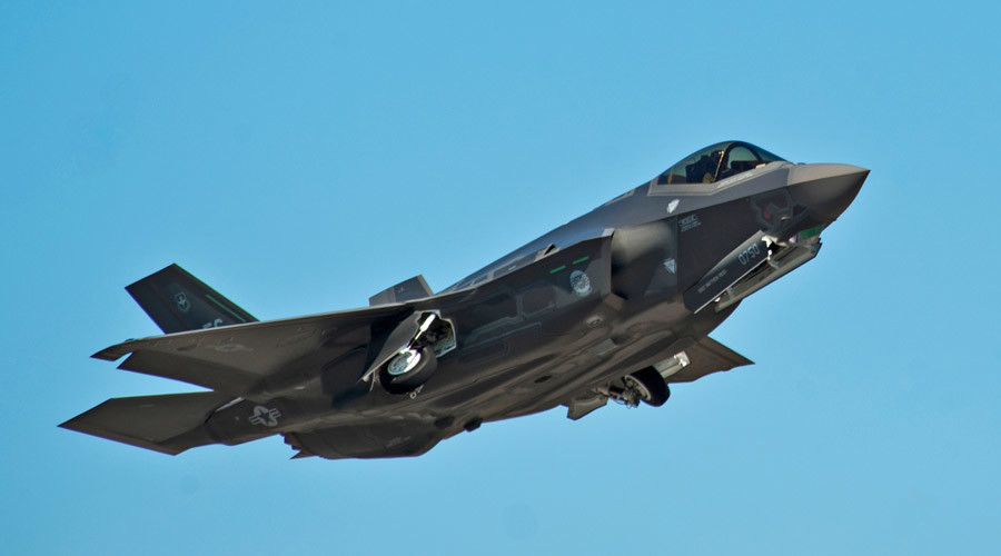 US Marines declare F-35 fighter jet 'ready for combat'