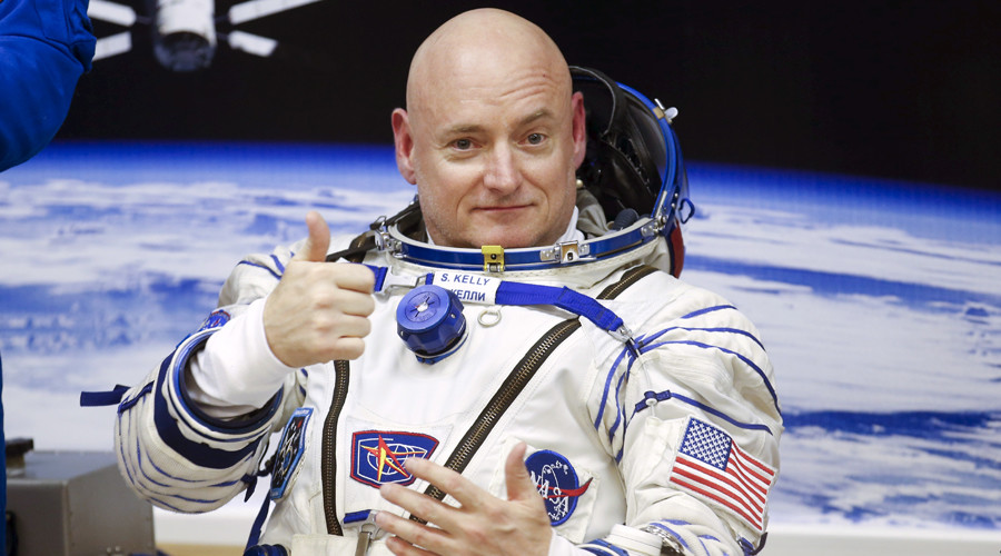 Tweeting from space: Astronaut Scott Kelly talks about life aboard ISS in NASA's 1st Twitter chat