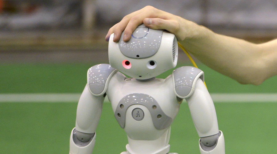 Love machine! Sex with robots will be normal by 2070, claims academic