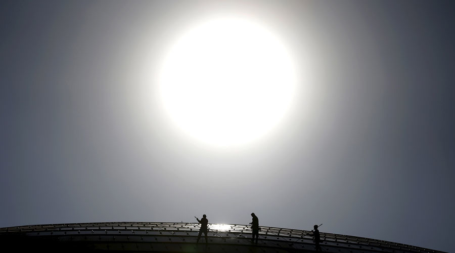 Majority of Britons fear effects of global warming – poll