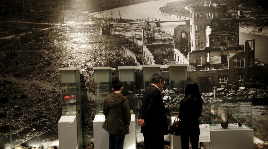 US will never apologize for Hiroshima, Nagasaki - President Truman's grandson