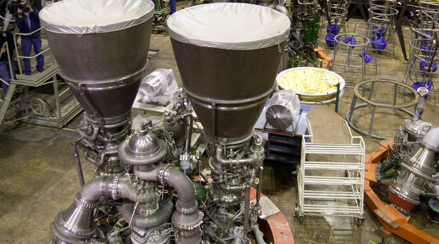 US receives two RD-181 rocket engines under latest $1bn contract with Russia