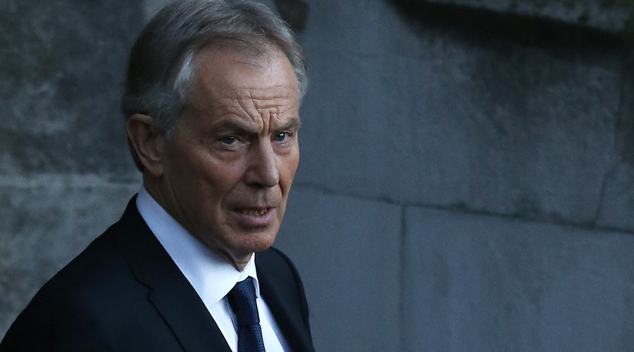 Tony Blair could be tried for Iraq war crimes – Corbyn
