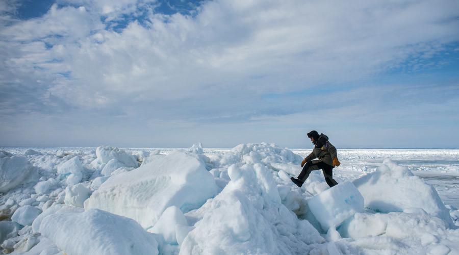 Russia submits 1.2 million sq km Arctic claim to UN