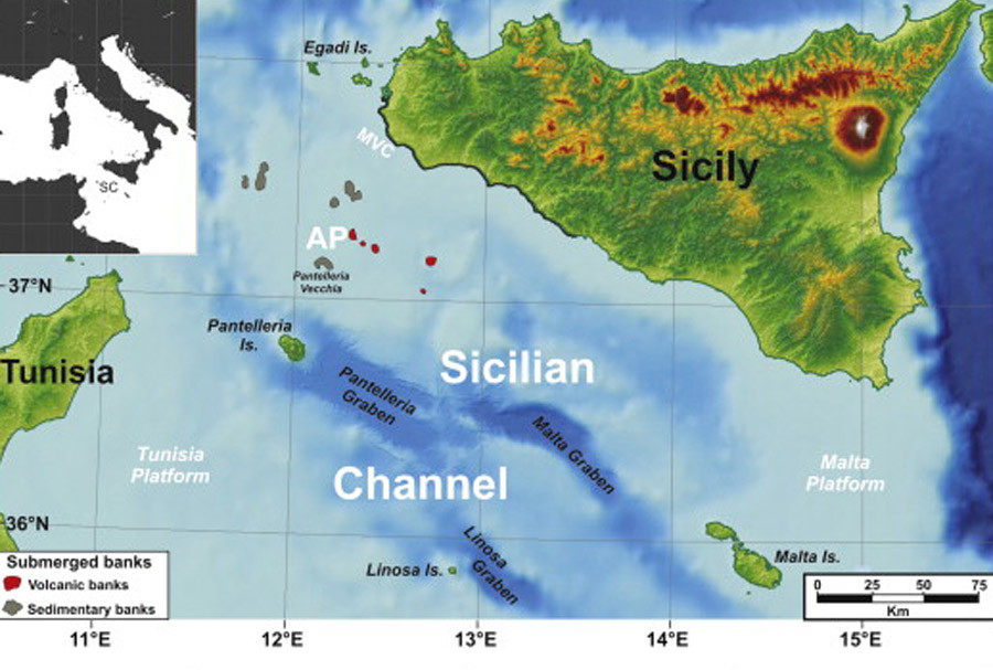 Rock of ages: Man-made 10,000yo monolith found off Italian coast