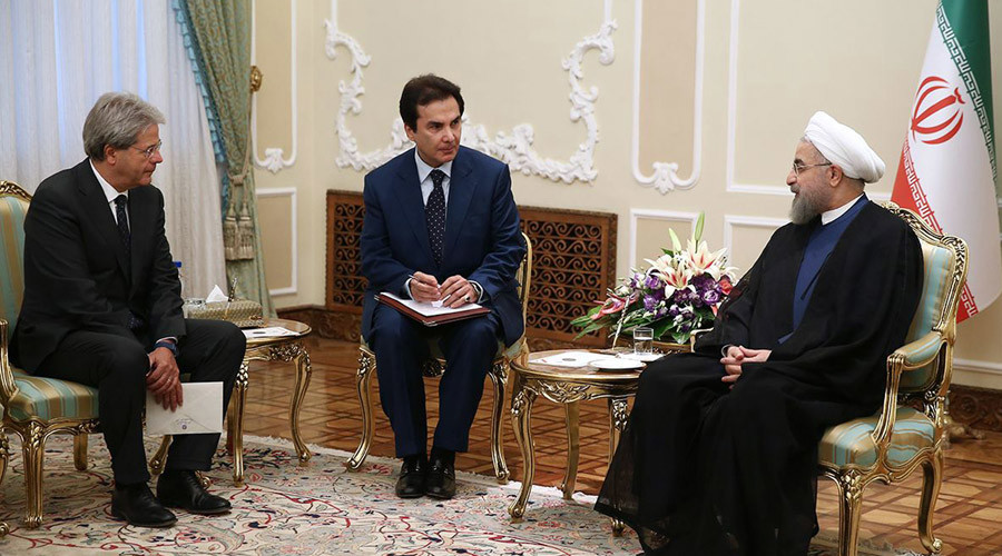 Italy to invest $2bn in Iran projects as Tehran gets back to business