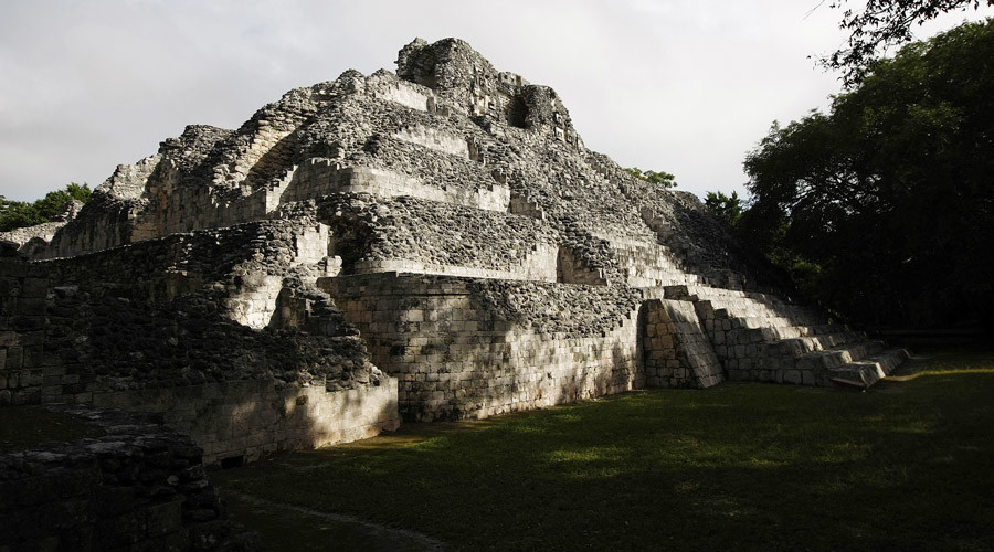 Ancient Mayan tablet unearthed in Guatemalan jungle dates back 1,600 years