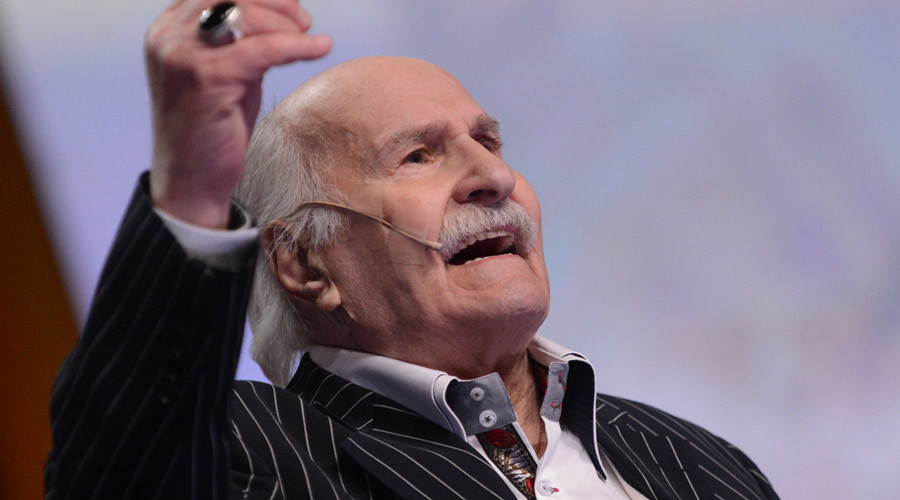 World's oldest currently-performing stage actor hospitalized in Russia