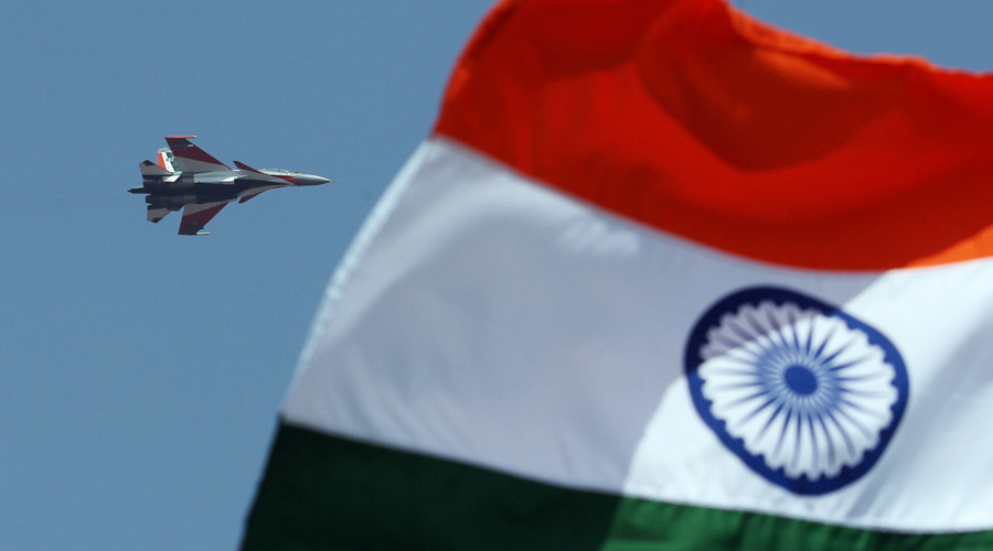 Red-faced RAF 'outgunned' by Indian pilots flying Russian SU-30MKI Flanker jets in joint exercise