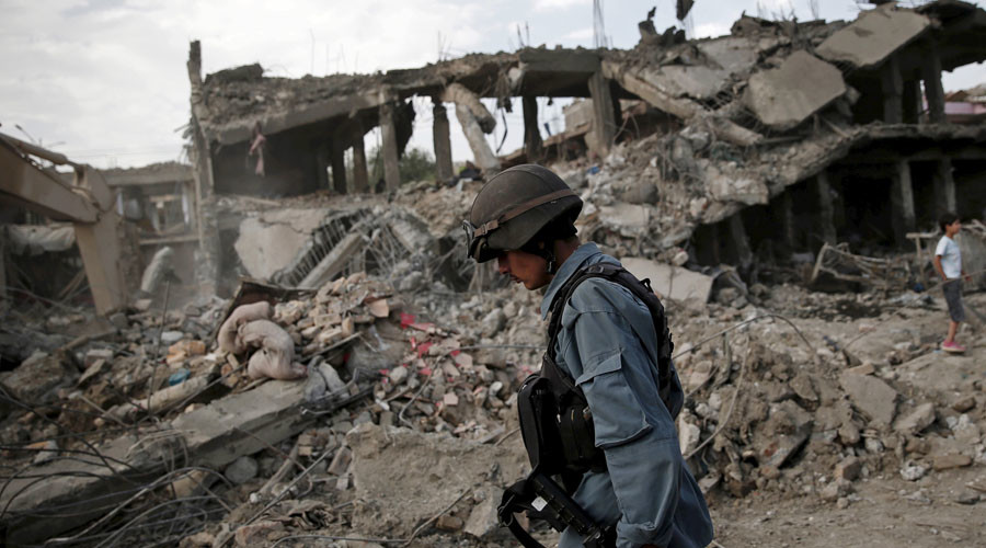 Blasts in Afghan capital: Police academy, army compound, airport area targeted, scores dead
