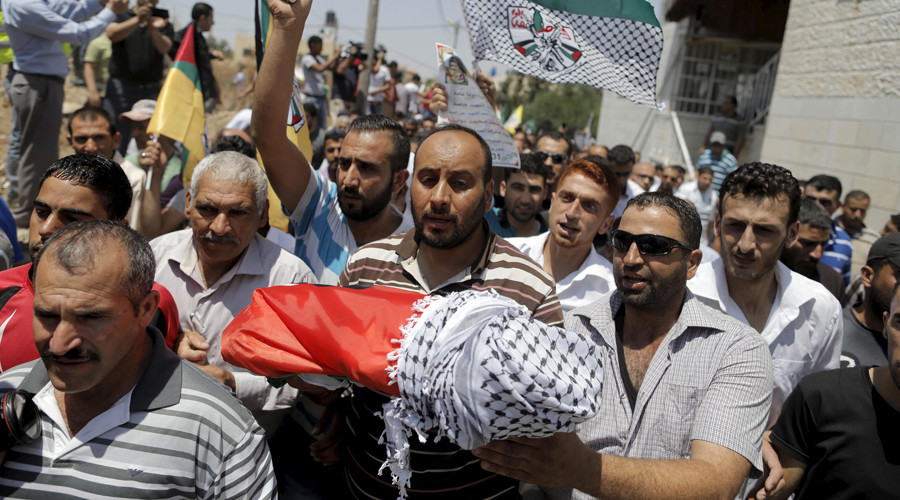 Father of Palestinian toddler killed in West Bank arson attack dies from injuries