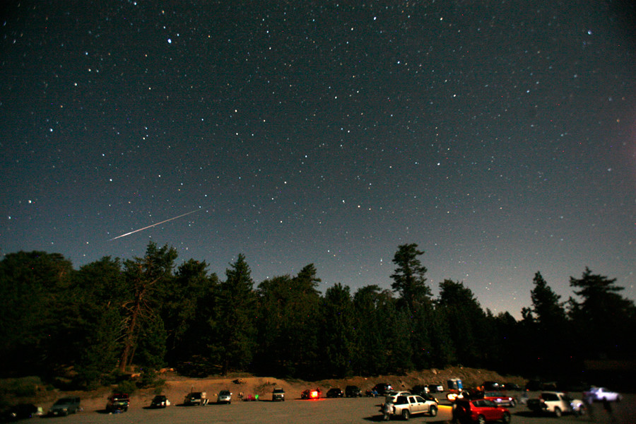 Perseid meteor shower to peak Wednesday, astronomers predict 'a lot more stars than usual'