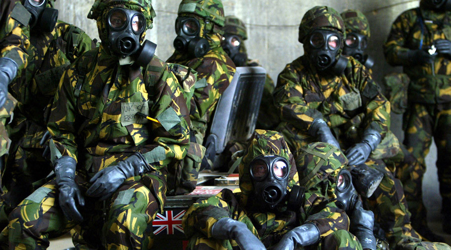 MoD released potentially lethal bacteria on London Tube, chemically experimented on soldiers