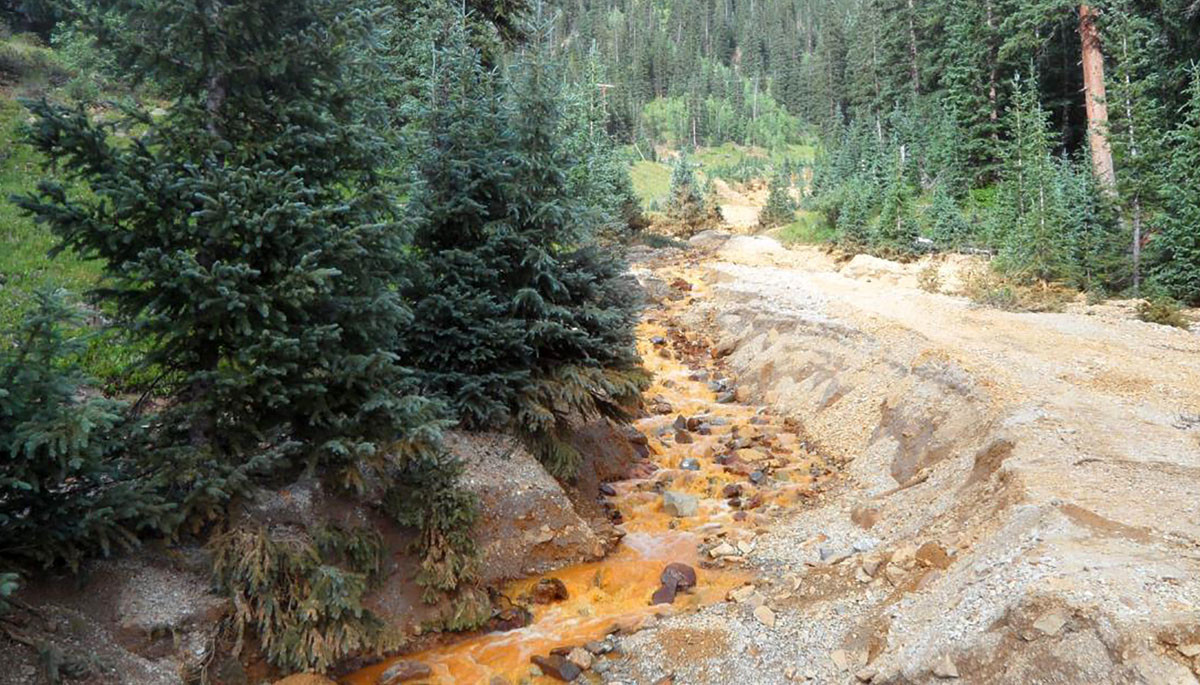 Tribes struggle with toxic spill as EPA is accused of deliberate disaster