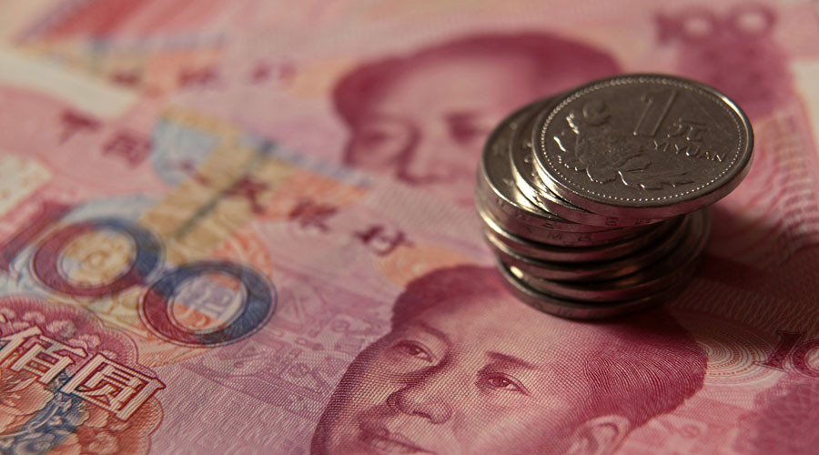China stages biggest currency devaluation in 20 yrs to revive exports