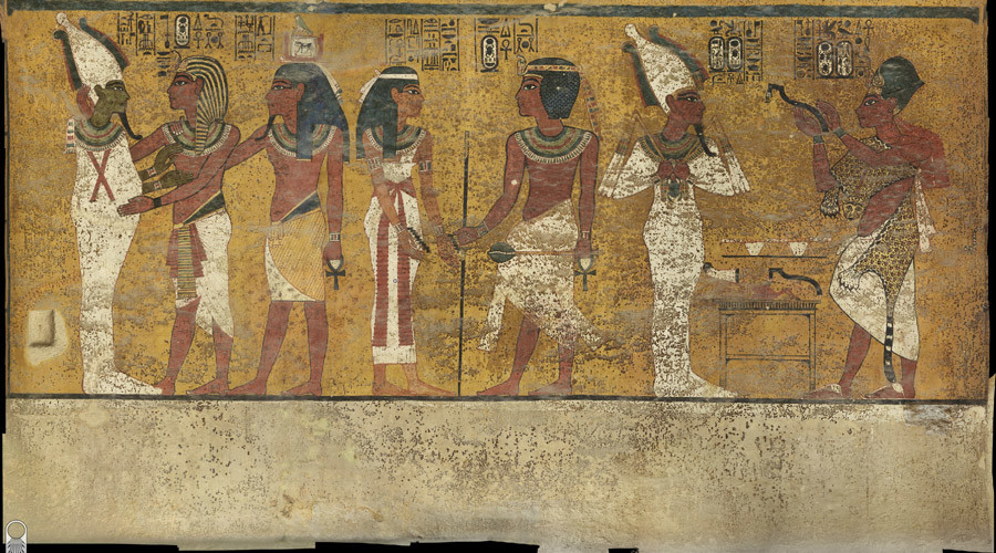 Queen Nefertiti's tomb still intact next to Tutankhamun's, claims leading archeologist