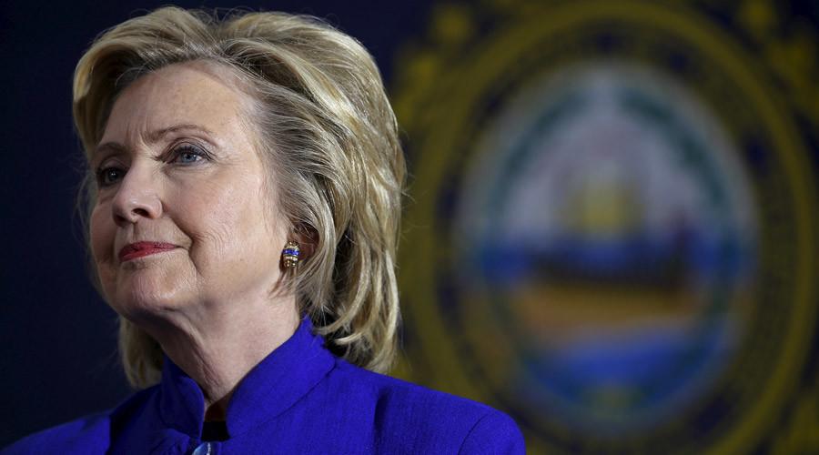 Headache for Hillary as classified emails draw FBI probe