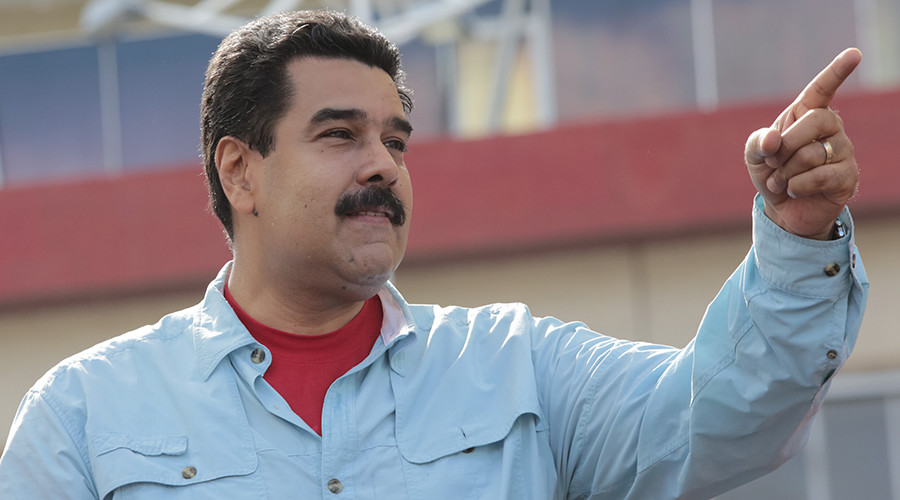 Venezuela offers alternative to EU-NATO 'imperialist violence' afflicting Africa
