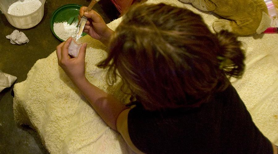 Drug use among middle-aged Brits rising as 'rave' generation keeps old habits