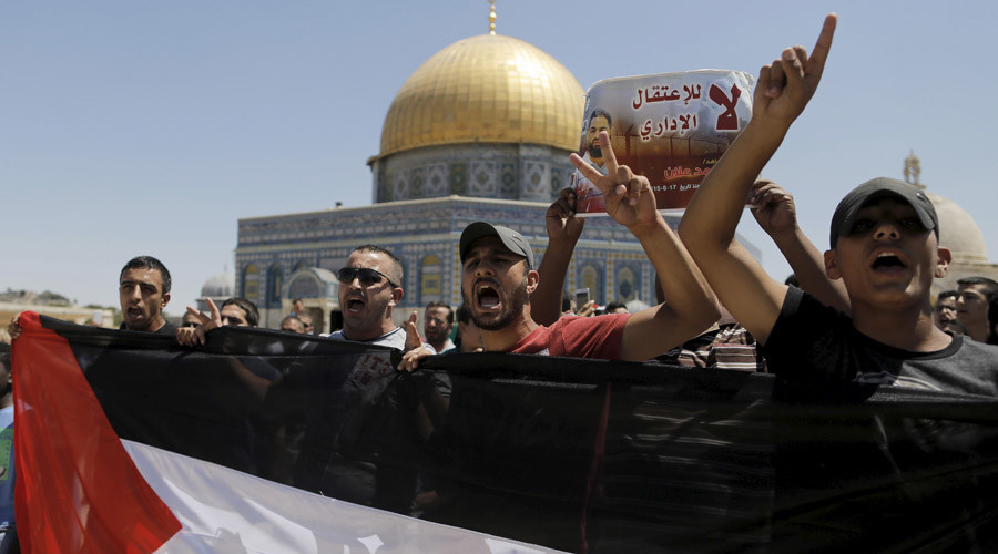 UN condemns Israel force-feeding prisoners, indefinite detention, 20yr sentences for stone-throwers