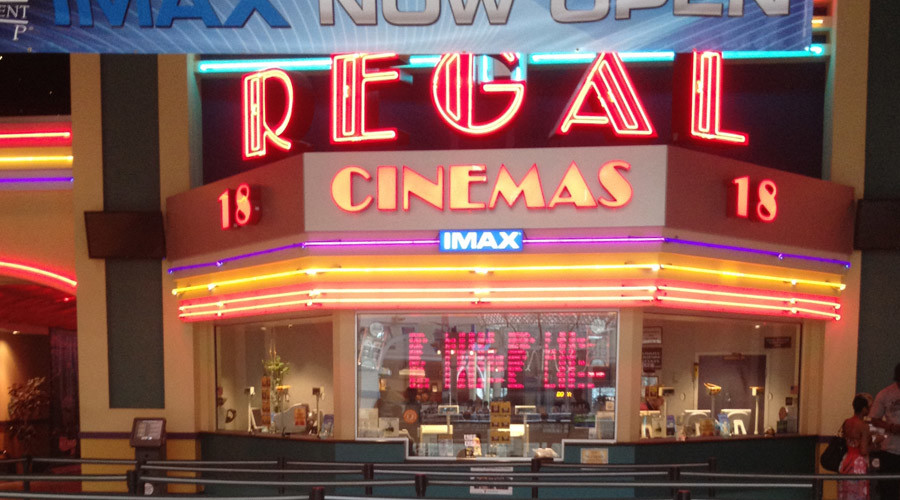 Cinema crackdown: Regal begins searching bags in wake of theater attacks