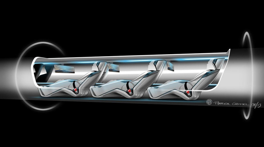 Travel in a tube: Elon Musk's Hyperloop to start construction in 2016