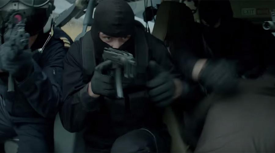Russia 'invades Norway' in new Scandinavian TV series