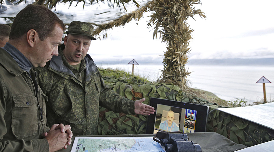Moscow officials 'have always and will continue to' visit Russian Kuril Islands - PM