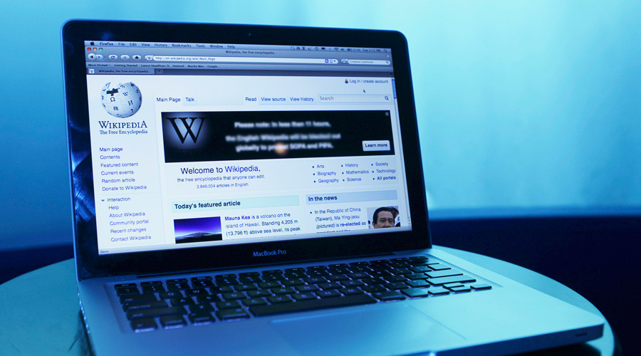 Wikipedia page containing drug info to be blocked, could take down whole site in Russia