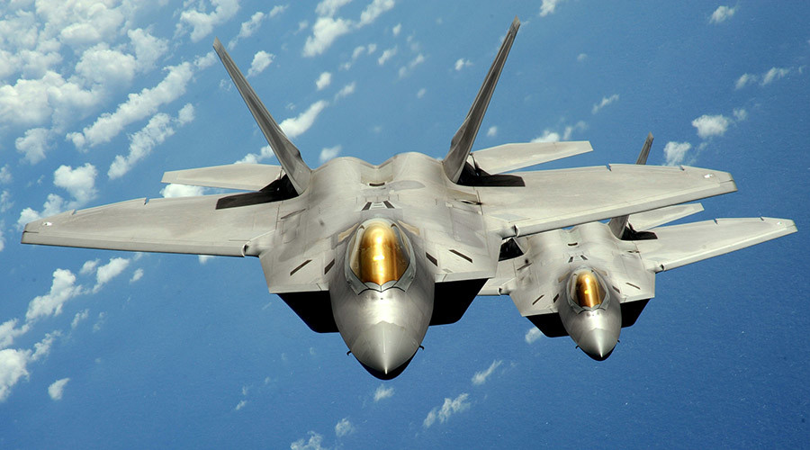 US to deploy F-22 Raptor jets in Europe