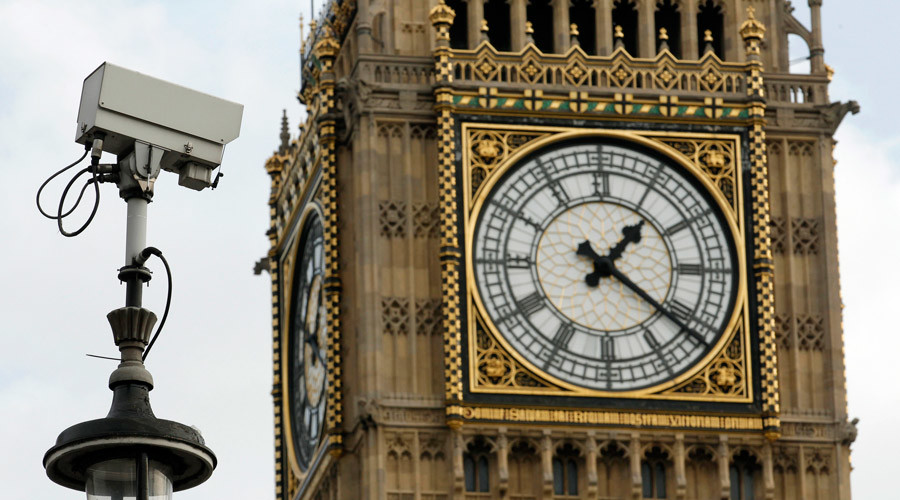 British surveillance state 'worse than Orwell's 1984' – UN privacy chief
