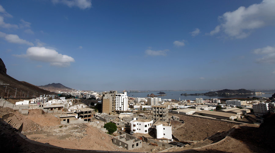 Gunmen raid Red Cross office in Yemeni port of Aden, force closure