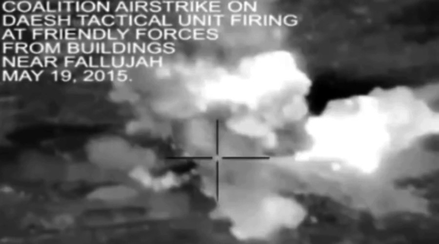 Alleged stove-piping in US-led anti-ISIS campaign investigated