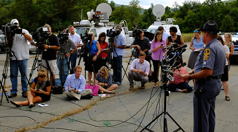 Ex-TV man kills shoots at journalists live on air, kills himself: LIVE UPDATES