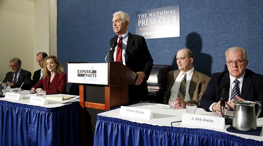 Whistleblowers sue DOJ, FBI, and NSA for malicious prosecution, civil rights violations