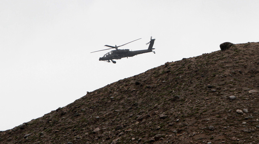 £3bn Apache helicopter upgrade deal 'approved' by US govt