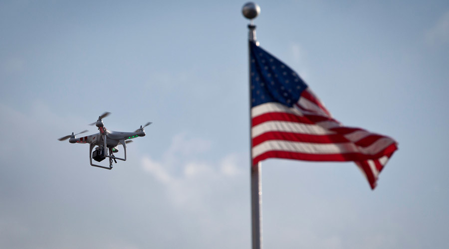 FAA testing app to inform drone operators where they can fly