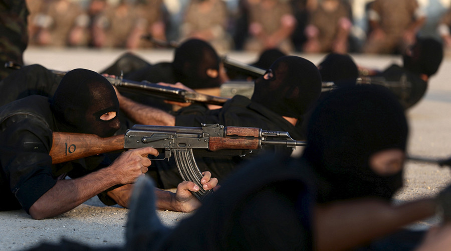 Rinse and repeat: 82 new US-trained Syrians prepare for fighting