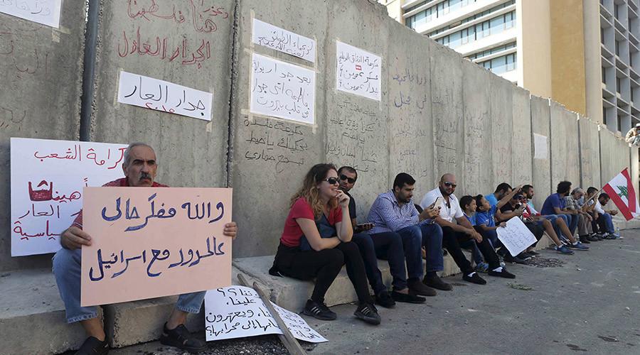 Trash Talking in Lebanon: It's the political establishment that 'stinks'