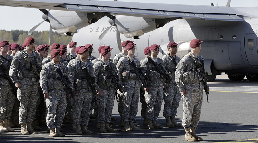 American, not Russian, aggression is the real problem