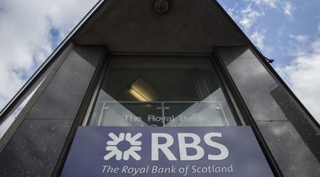 UK raises $3.3 billion in 1st sale of Royal Bank of Scotland shares