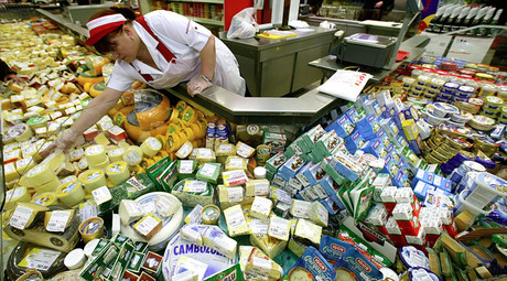 365 days without camembert: Russian food embargo enters 2nd year